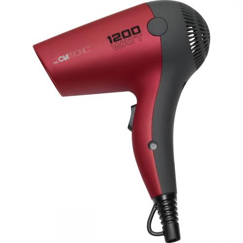 Clatronic Secador de pelo HT 3428 rojo