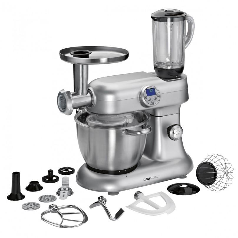 Clatronic robot de cocina km3476 for Robot de cocina autocook
