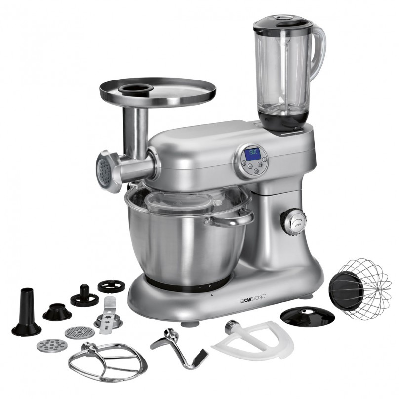Clatronic robot de cocina km3476 for Robot de cocina fussioncook