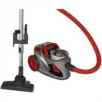 Clatronic Aspirador BS1294 rojo Filtro HEPA 700 W