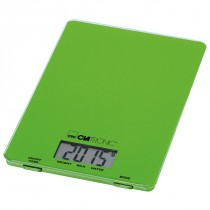 Clatronic Balanza Digital de Cocina KW 3626 verde