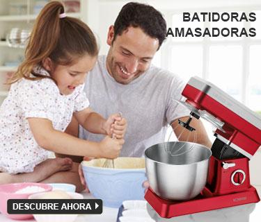 Batidoras Amasadoras Clatronic