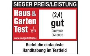 Test realizado Haus&Garten