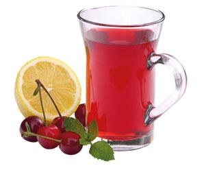 Tee rojo